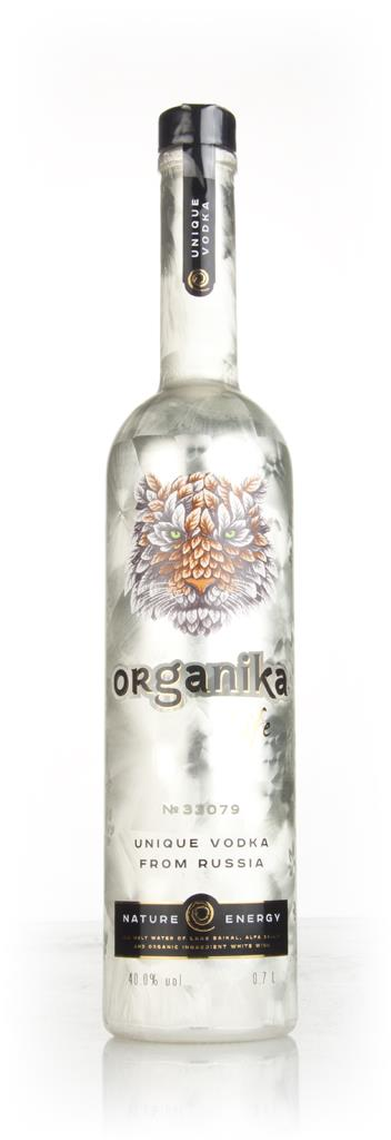 Organika Life Flavoured Vodka