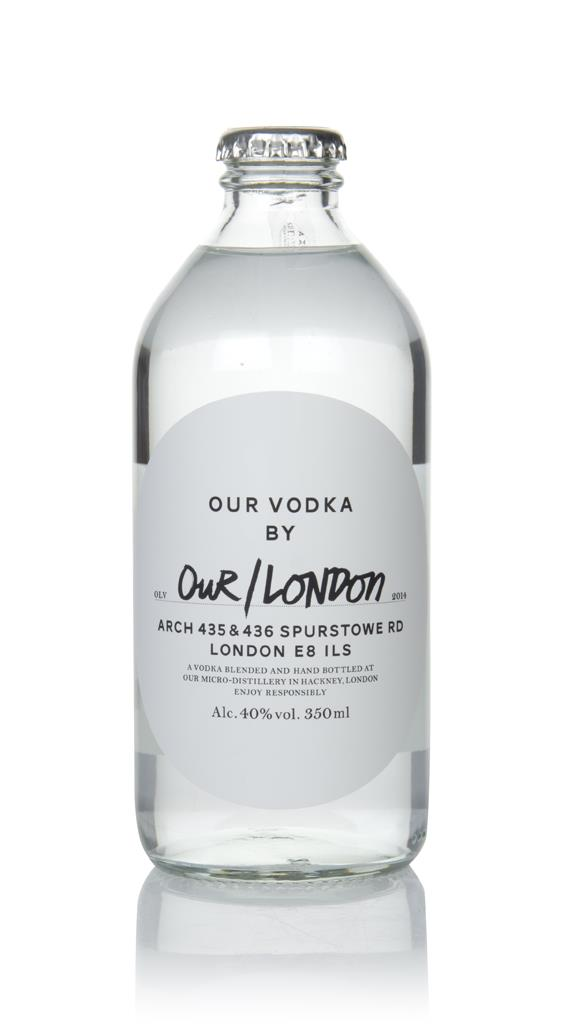 Our/London Vodka (35cl) Plain Vodka