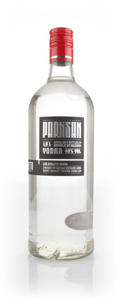 Partisan Plain Vodka
