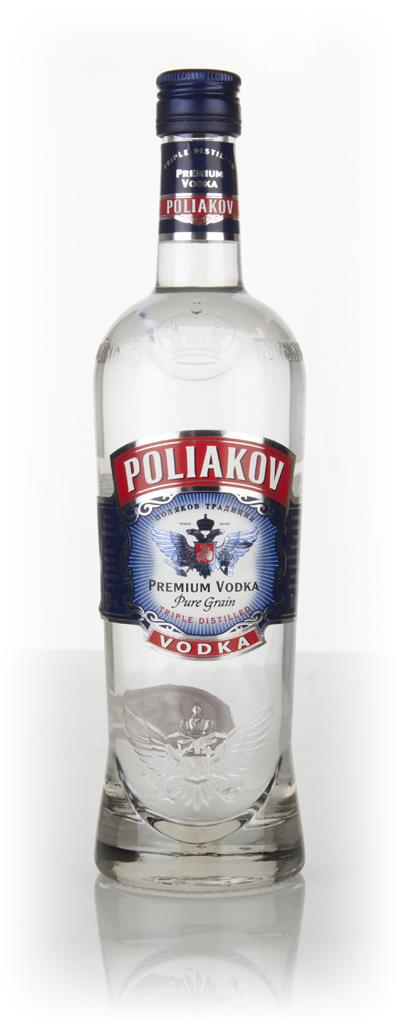 Poliakov Plain Vodka