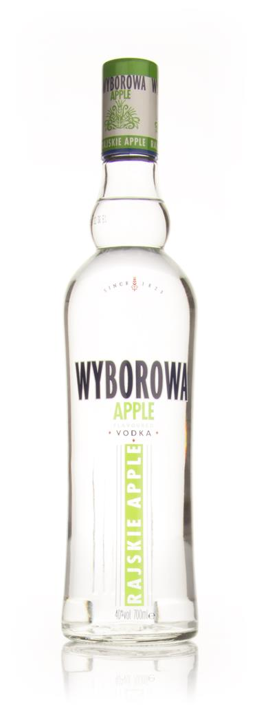 Wyborowa Apple Flavoured Vodka
