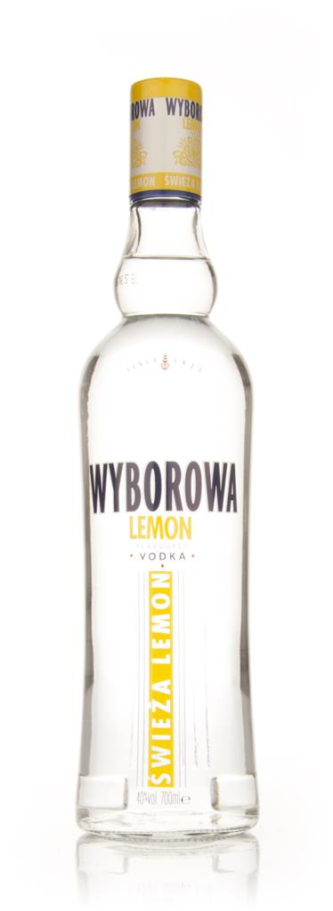 Wyborowa Lemon Flavoured Vodka