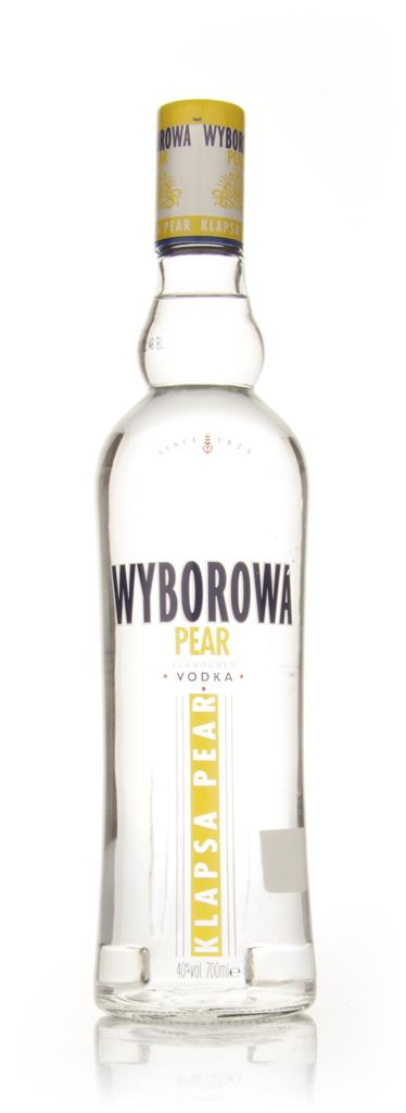 Wyborowa Pear Flavoured Vodka
