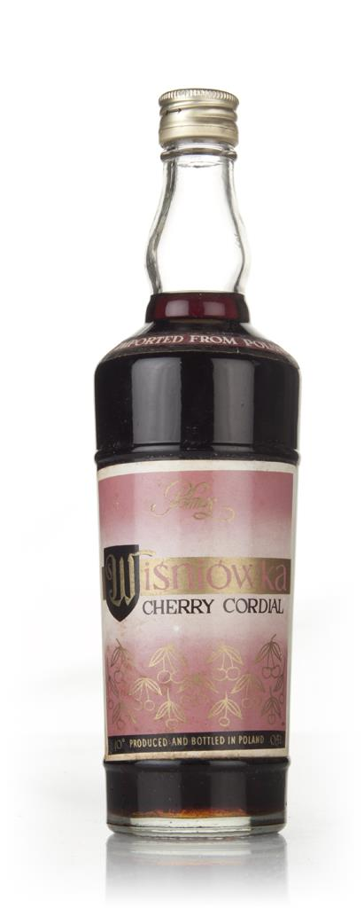Wisniowka Cherry Cordial - 1960s Flavoured Vodka