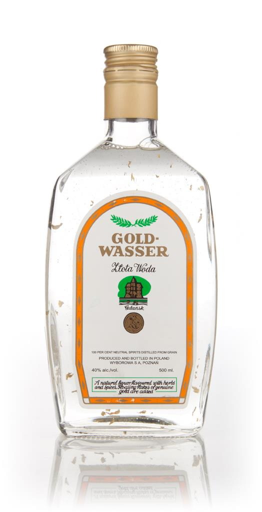 Goldwasser Herb Flavoured Vodka