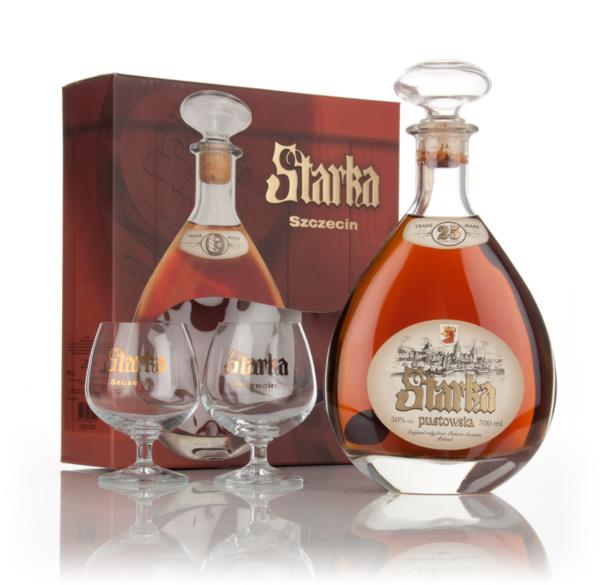 Starka 25 Year Old Polish Cask Aged Vodka