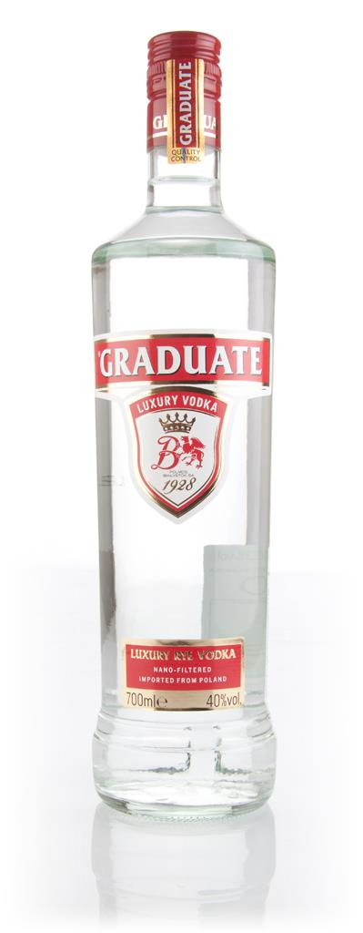 Graduate Polish Plain Vodka