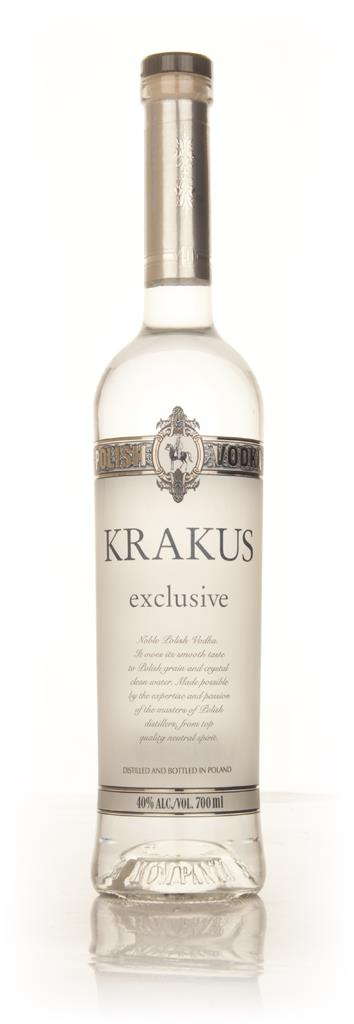 Krakus Exclusive Polish Plain Vodka