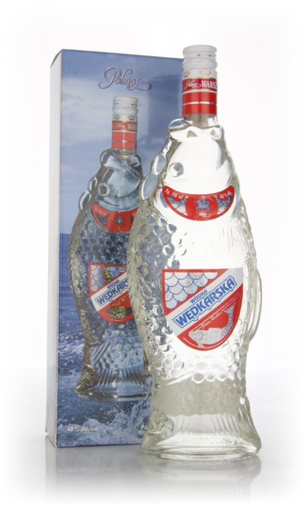 Polmos Wedkarska Vodka - Zlota Rybka Flavoured Vodka