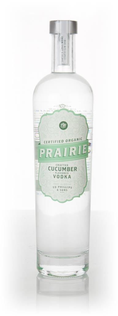 Prairie Cucumber Flavoured Vodka