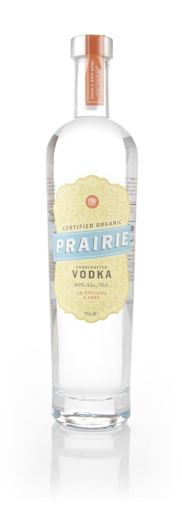 Prairie Organic Plain Vodka