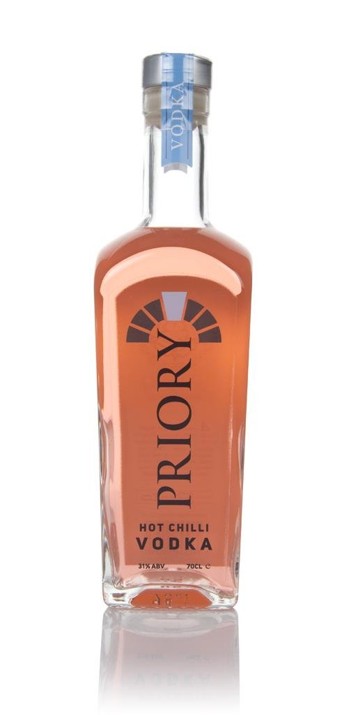 Priory Hot Chilli Flavoured Vodka
