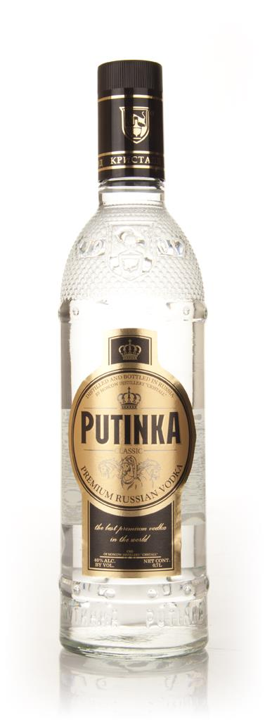 Putinka Limited Edition Plain Vodka