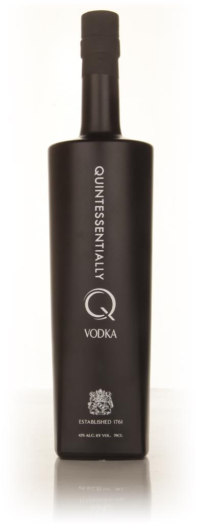 Quintessentially Plain Vodka