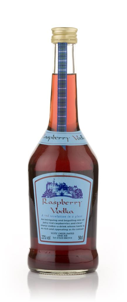 Raspberry Flavoured Vodka