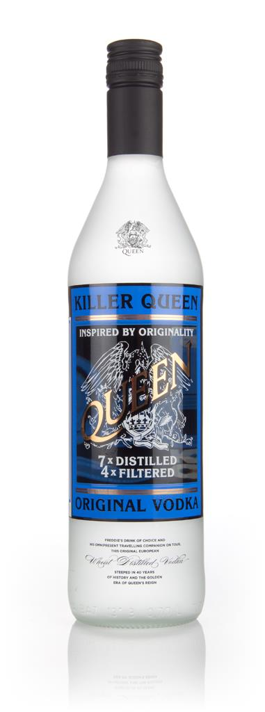 Killer Queen Plain Vodka