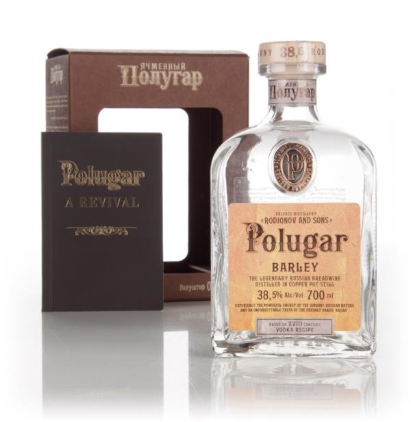Polugar Barley Plain Vodka