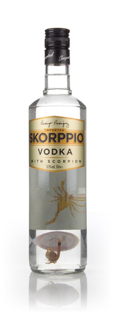Skorppio Vodka (With Scorpion) Plain Vodka