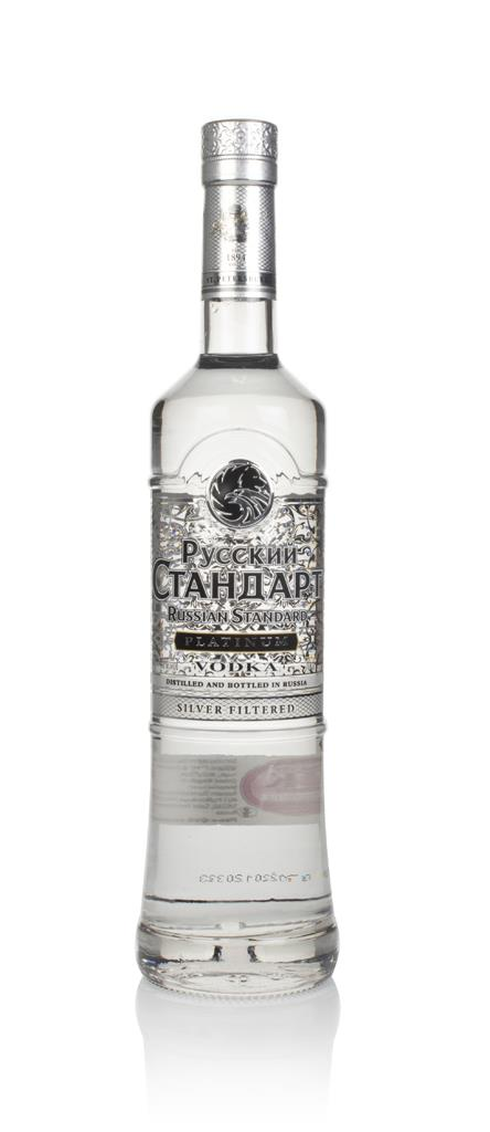 Russian Standard Platinum Plain Vodka