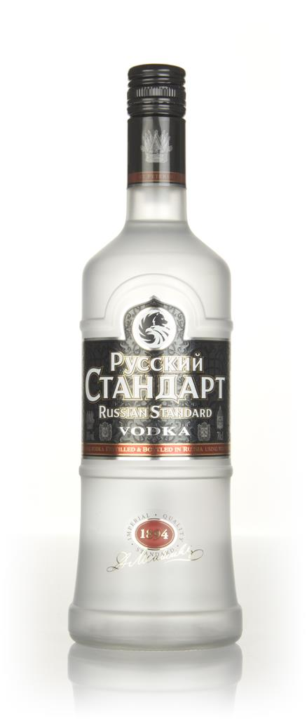 Russian Standard (38%) Plain Vodka