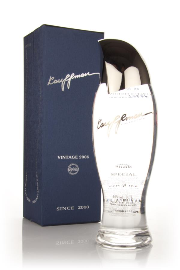 Kauffman 2006 Selected Vintage Plain Vodka