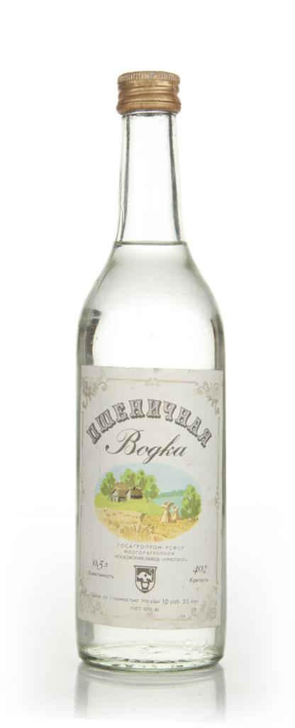 Russkaya Vodka - 1980s Plain Vodka