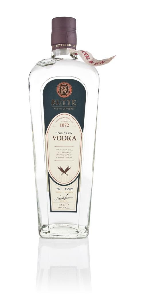 Rutte Grain Plain Vodka