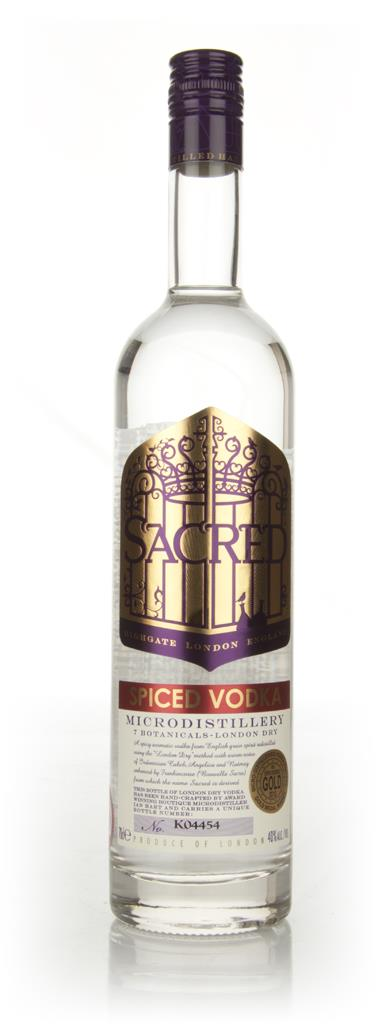 Sacred Spiced Flavoured Vodka