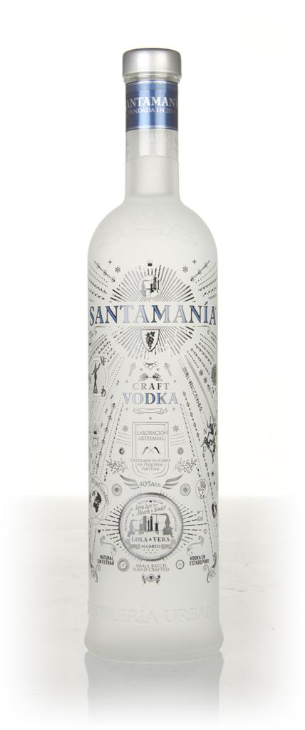 Santamania Plain Vodka