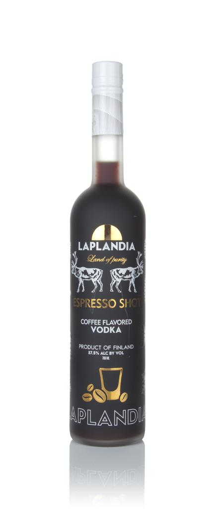 Laplandia Espresso Shot Flavoured Vodka