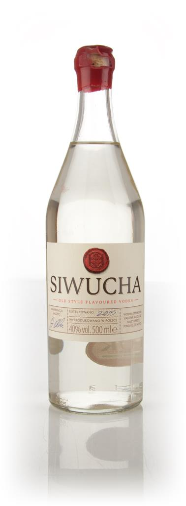 Siwucha Plain Vodka