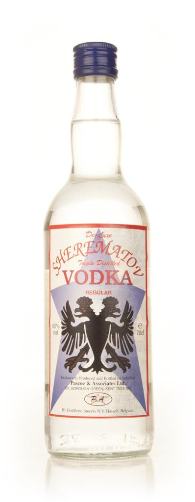 Sherematov Plain Vodka