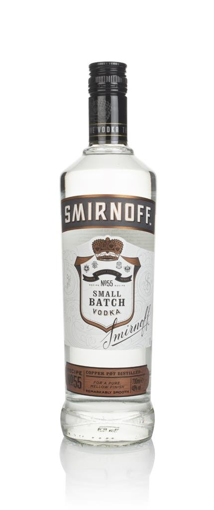 Smirnoff Black Plain Vodka