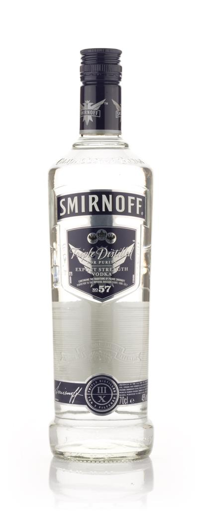 Smirnoff Blue Plain Vodka