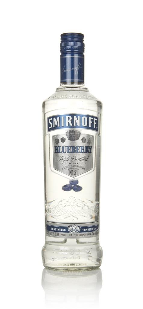 Smirnoff Blueberry Flavoured Vodka