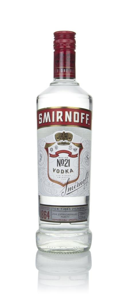 Smirnoff Red Plain Vodka