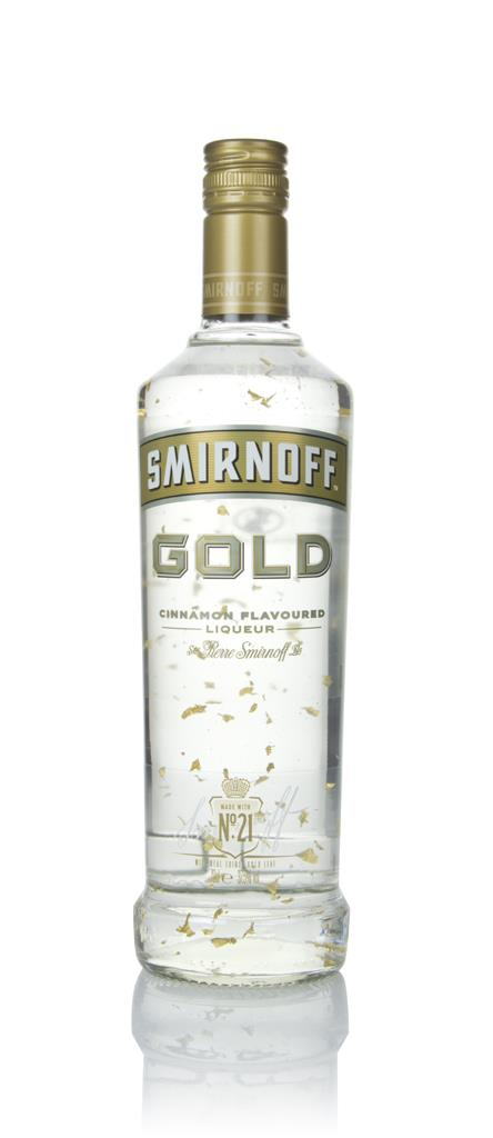 Smirnoff Gold (Cinnamon) Flavoured Vodka