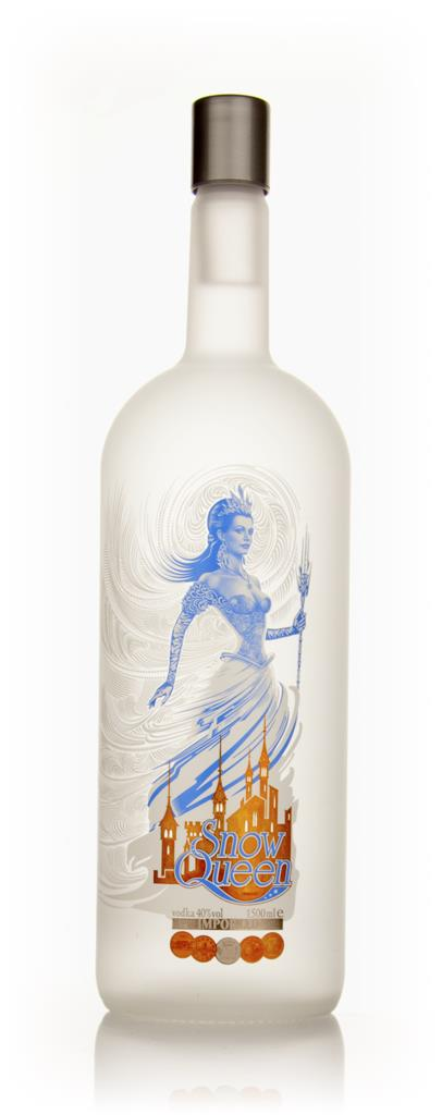 Snow Queen Vodka 1.5l Plain Vodka