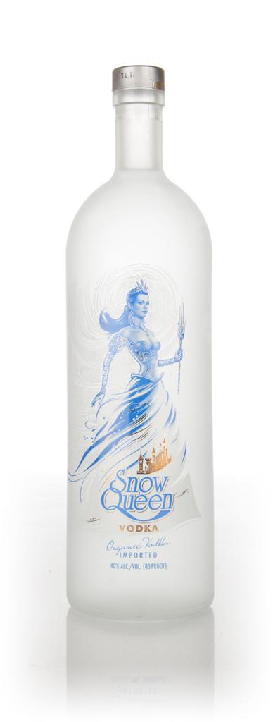 Snow Queen Vodka (1.75L) Plain Vodka