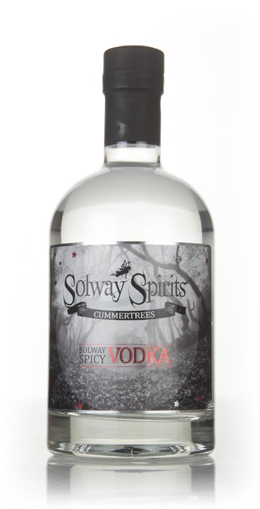 Solway Spicy Flavoured Vodka