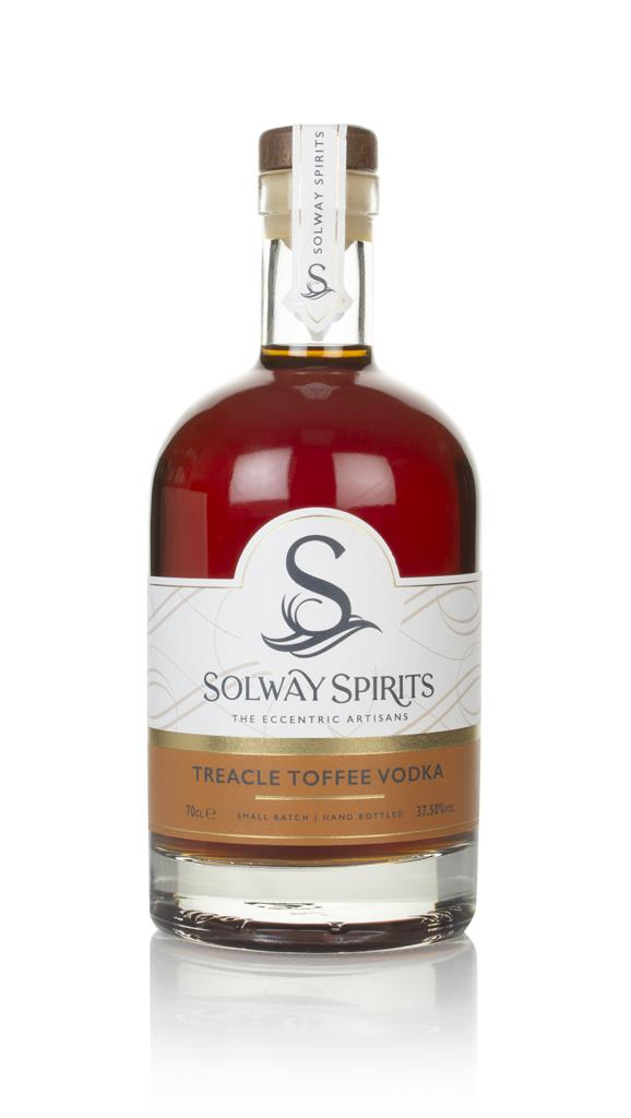 Solway Treacle Toffee Flavoured Vodka