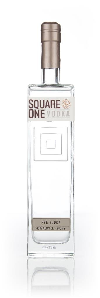 Square One Plain Vodka