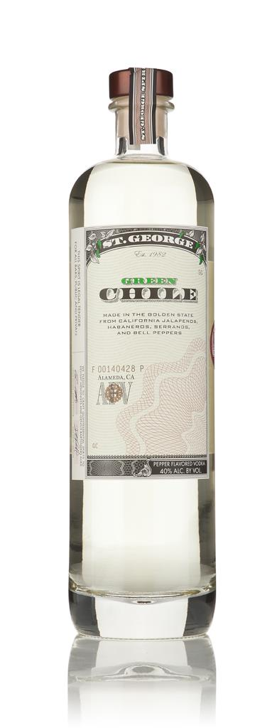 St. George Green Chile Flavoured Vodka