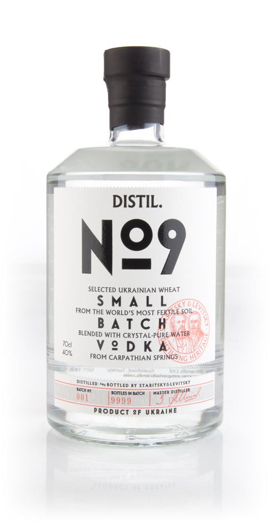 Distil No. 9 Plain Vodka