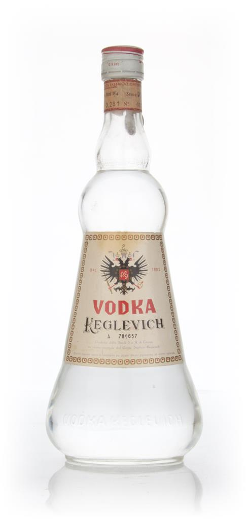 Keglevich Vodka - 1960s Plain Vodka
