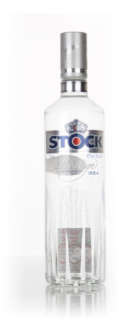 Stock Prestige Plain Vodka