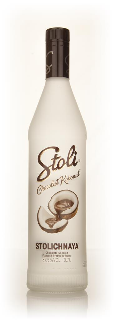 Stolichnaya Chocolat Kokonut Flavoured Vodka