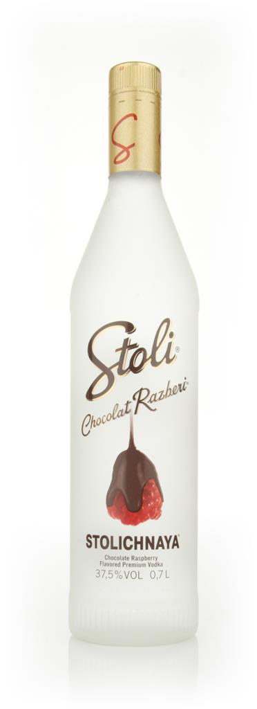 Stolichnaya Chocolat Razberi Flavoured Vodka