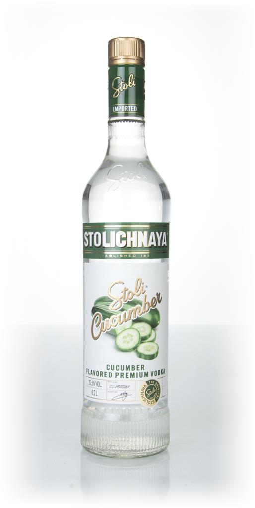 Stolichnaya Cucumber Flavoured Vodka