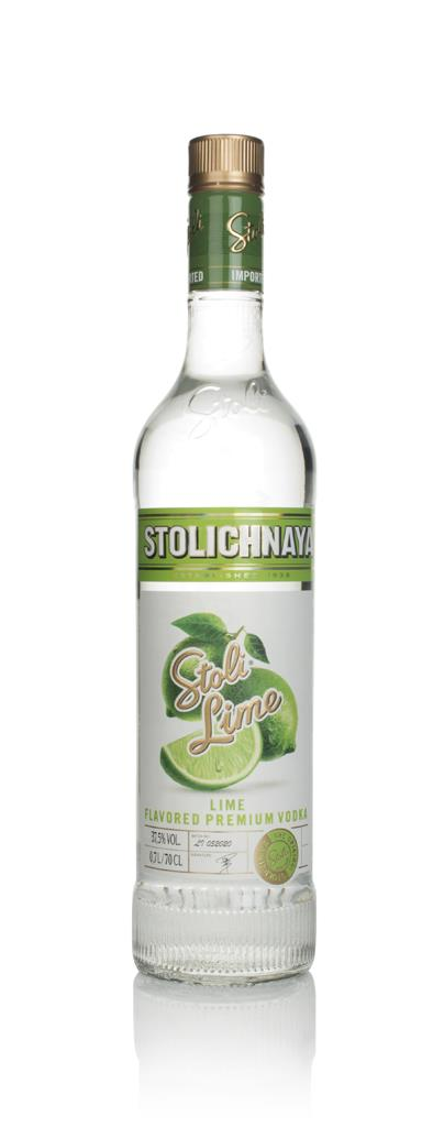 Stolichnaya Lime Flavoured Vodka
